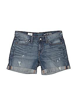 Gap Outlet Denim Shorts Size 26 (Plus)