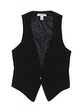Forever 21 Tuxedo Vest Size S