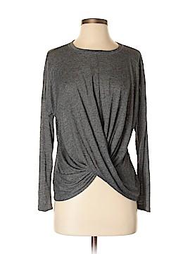 Bobeau Long Sleeve Top Size S