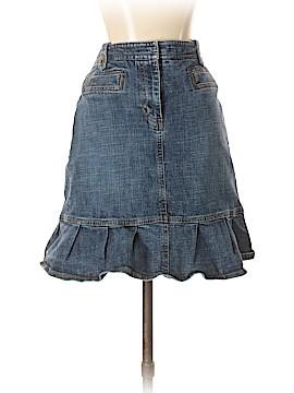 Ann Taylor LOFT Denim Skirt Size 4