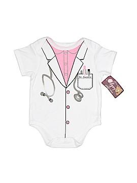 Mon Cheri Baby Short Sleeve Onesie Size 6-9 mo