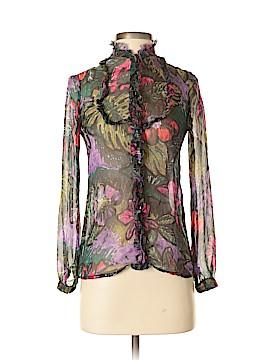 Miss Sixty Long Sleeve Blouse Size XS