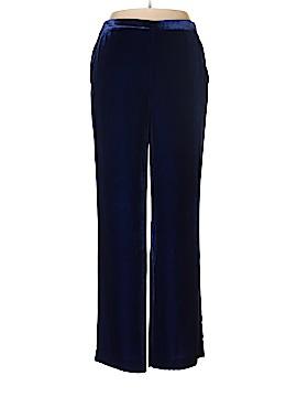 St. John Velour Pants Size L
