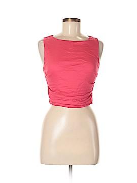 Nicole Miller Artelier Sleeveless Blouse Size M