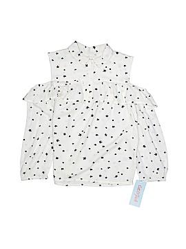Cat & Jack Long Sleeve Blouse Size 6 - 6X