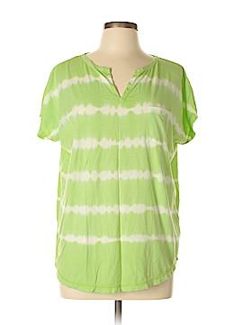 Chaps Short Sleeve T-Shirt Size L
