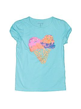 Lands' End Short Sleeve T-Shirt Size 5 - 6