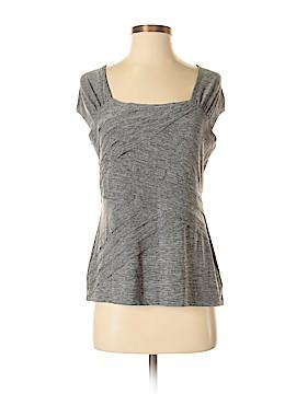 AB Studio Short Sleeve Blouse Size XS