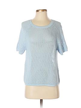 Sandro Short Sleeve Top Size Sm (1)