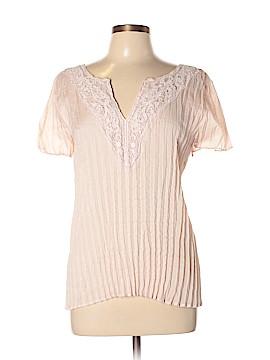Axcess Short Sleeve Blouse Size XL