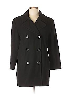 Jason Kole Wool Coat Size L