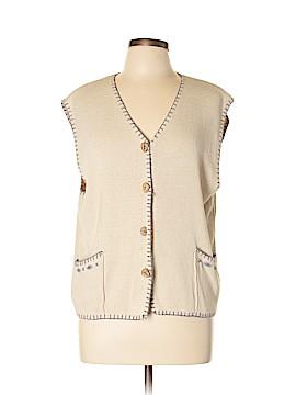 Woolrich Silk Cardigan Size L
