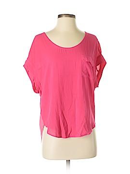 Splendid Short Sleeve Blouse Size S