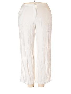L.L.Bean Linen Pants Size 20 (Plus)