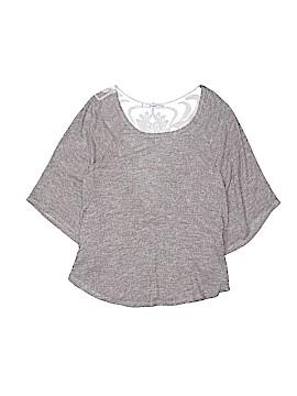 Papaya Short Sleeve Top Size M