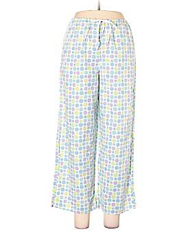 Garnet Hill Casual Pants Size L