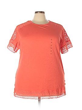 Hannah Short Sleeve Top Size 2X (Plus)