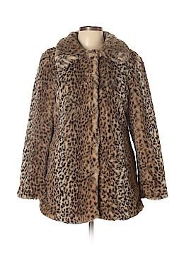Me Jane Faux Fur Jacket Size M
