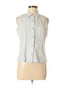 Columbia Sleeveless Button-Down Shirt Size S