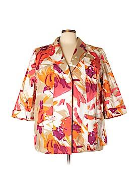 Maggie Barnes Jacket Size 2X (Plus)