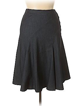 Larry Levine Denim Skirt Size 12