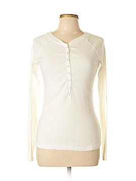 Rebecca Beeson Long Sleeve Henley Size 2
