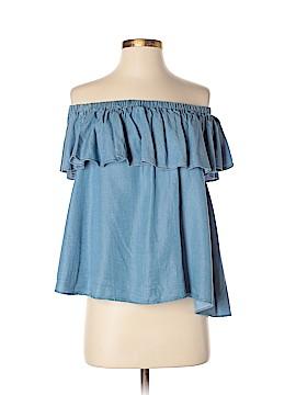 Rebecca Minkoff Sleeveless Blouse Size S