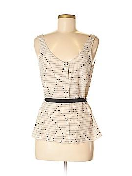 Vena Cava Sleeveless Silk Top Size M