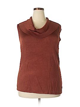 Jones New York Sleeveless Top Size 3X (Plus)