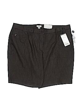 Cato Denim Shorts Size 26W (Plus)