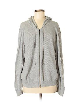Eileen Fisher Zip Up Hoodie Size XS