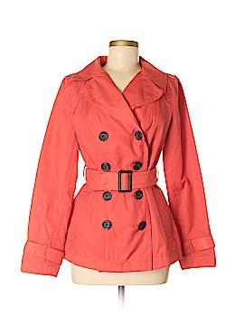 St. John's Bay Trenchcoat Size S