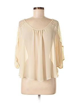 Lauren Conrad Short Sleeve Blouse Size XS