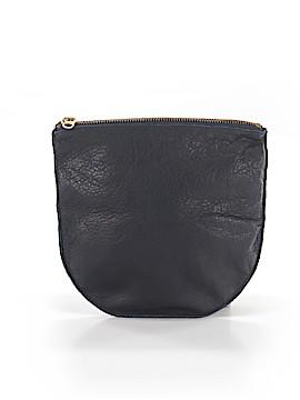 Baggu Leather Clutch One Size