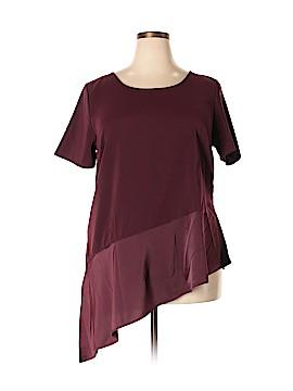 Rebel Wilson X Angels Short Sleeve Blouse Size 18 (Plus)