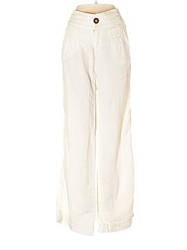 Athleta Linen Pants Size 4