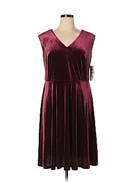 London Times Cocktail Dress Size 24 (Plus)