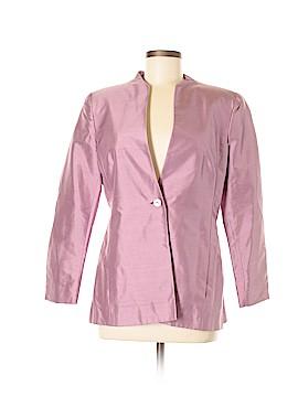 Rena Rowan Silk Blazer Size 8