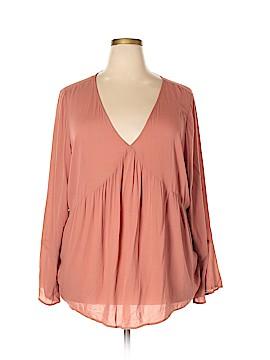 JunaRose Long Sleeve Blouse Size 16 (Plus)