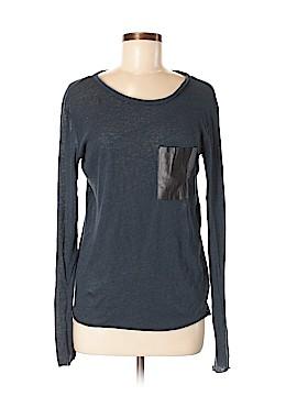 Maje Long Sleeve T-Shirt Size Med (2)