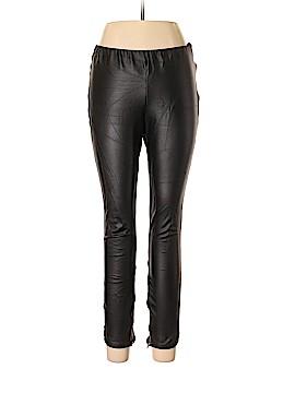 Versona Faux Leather Pants Size M