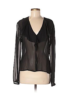 Anne Klein Long Sleeve Blouse Size 8