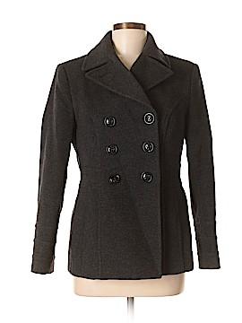 St. John's Bay Wool Coat Size XS