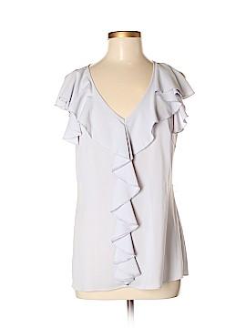 Spense Short Sleeve Blouse Size M