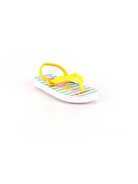 Cat & Jack Flip Flops Size 7 - 8 Kids
