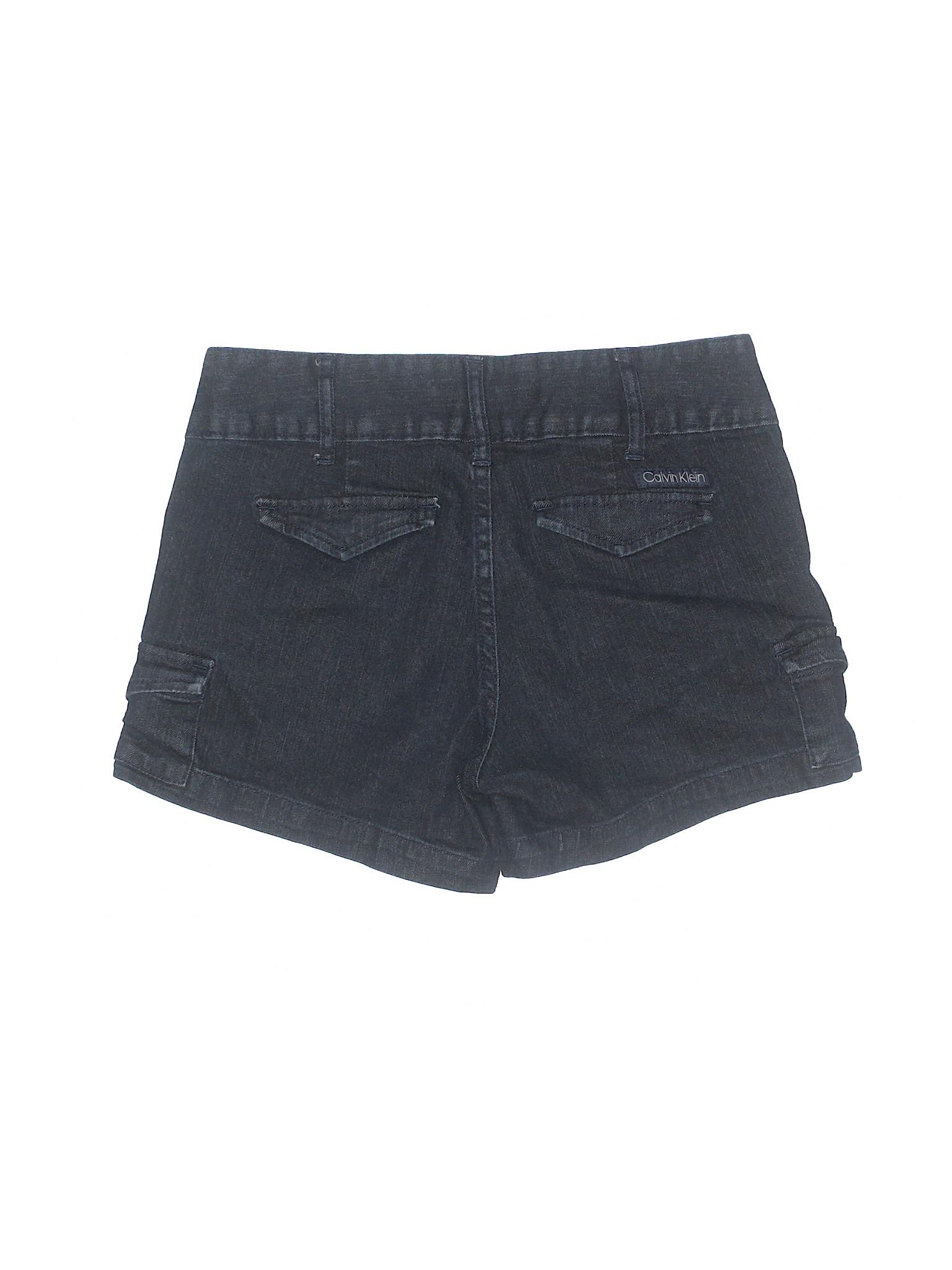 CALVIN leisure Denim JEANS Shorts KLEIN Boutique 1Bn70