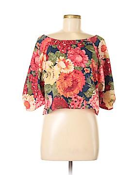 GB 3/4 Sleeve Blouse Size M