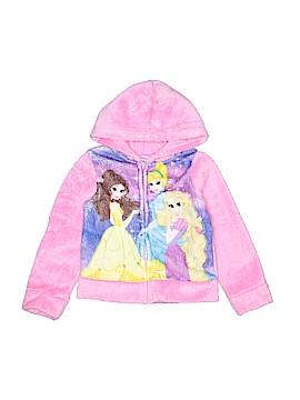 Disney Zip Up Hoodie Size 5