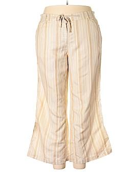 Lane Bryant Linen Pants Size 18 - 20 Plus (Plus)