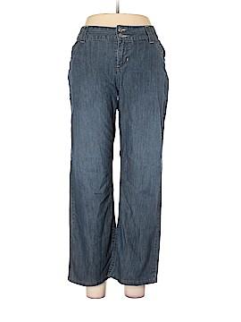 Christopher & Banks Jeans Size 14 (Petite)